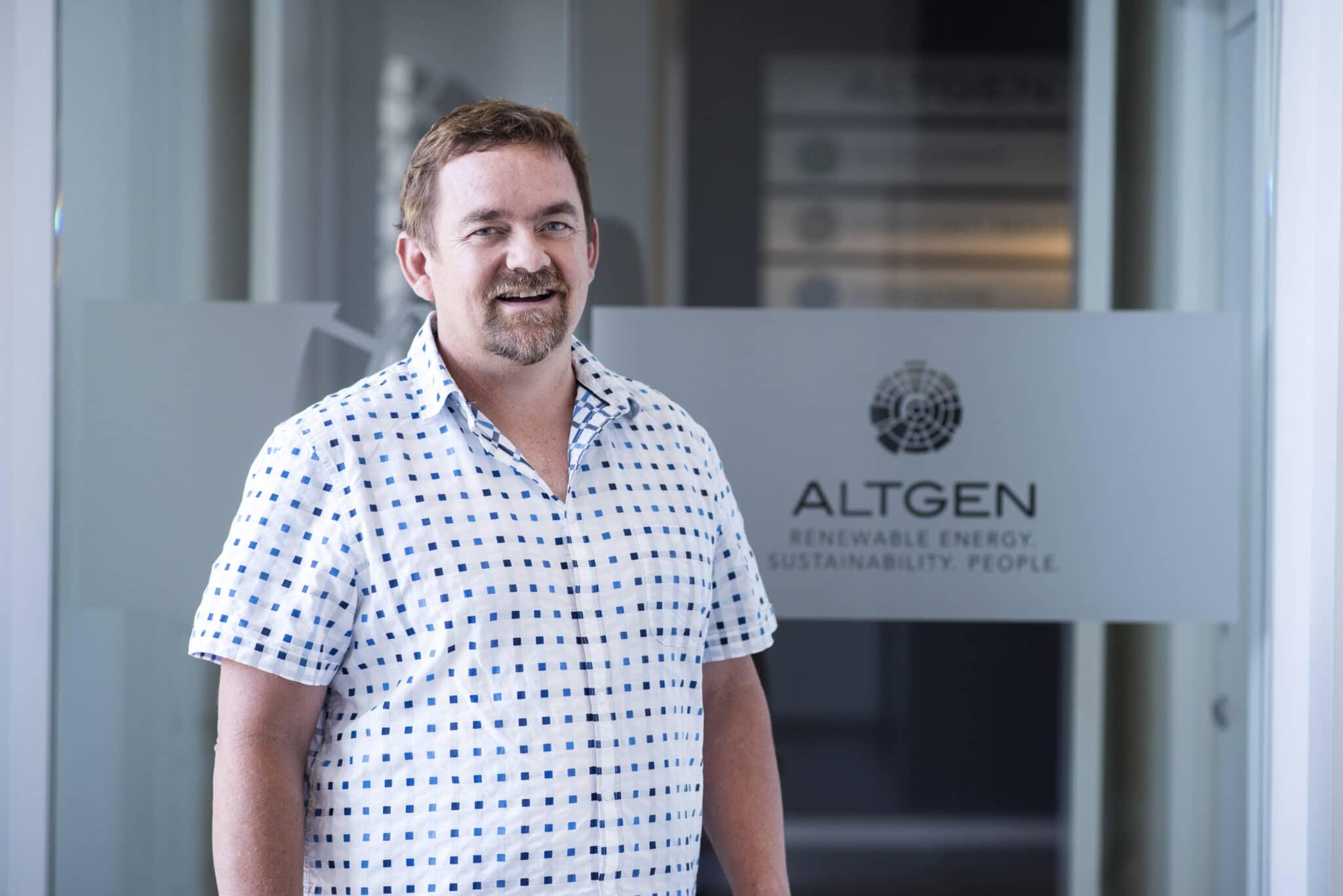 Sean Gibson AltGen