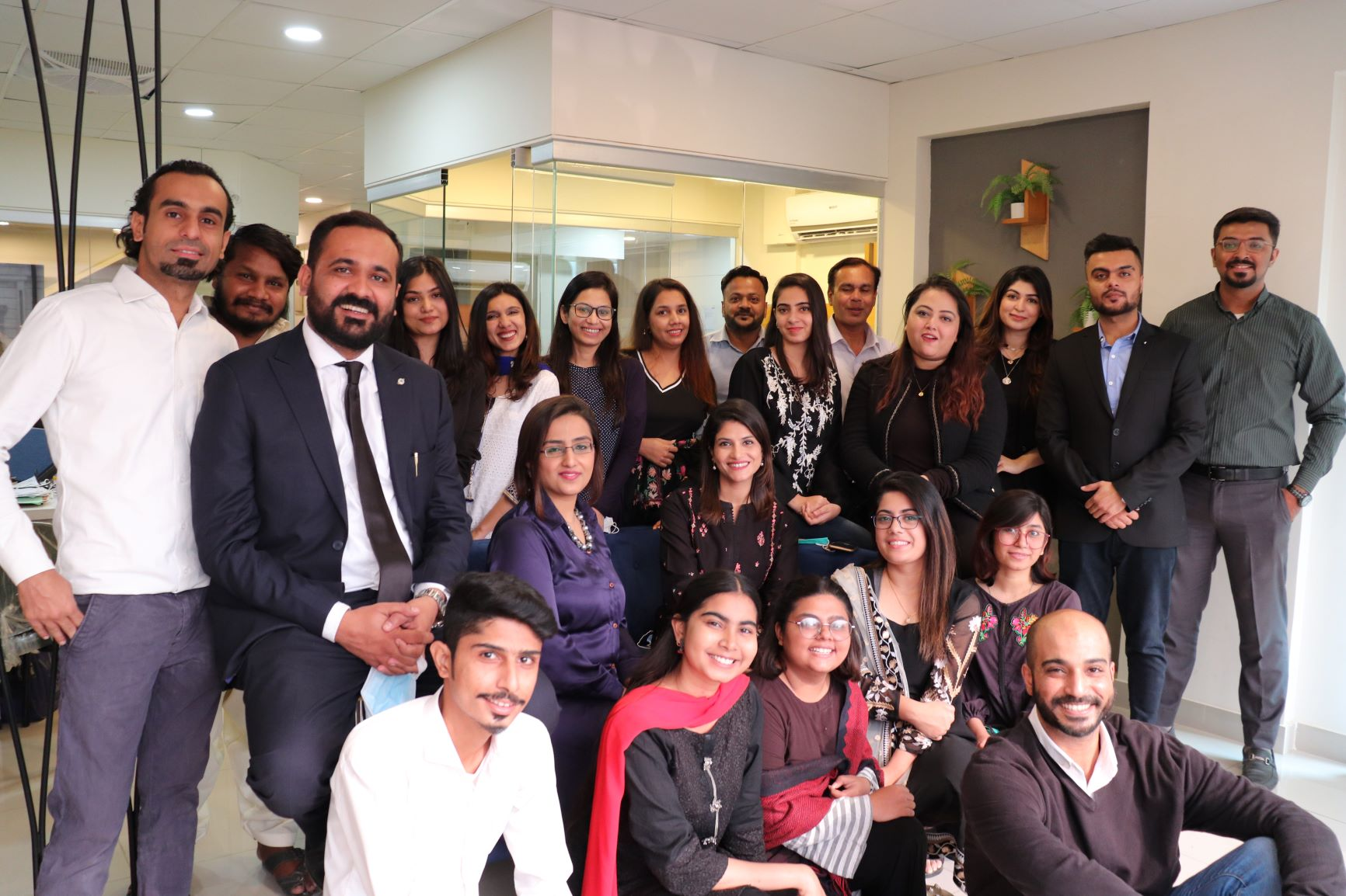 Sehat Kahani Team