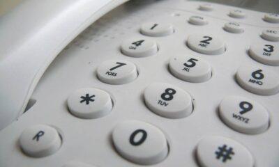un standard telephonique
