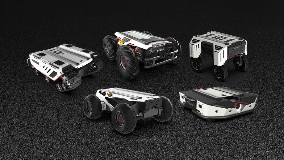 AgileX Robotics 1