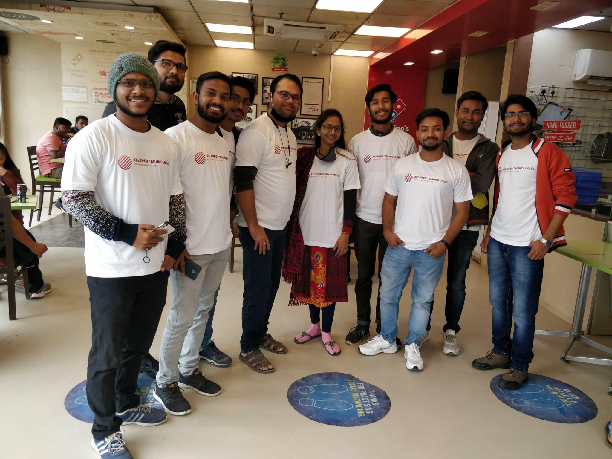 AxleWeb Technologies Team