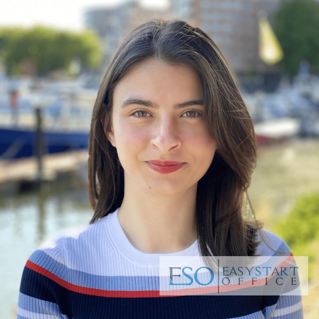 Eva Radeva Easystart Office