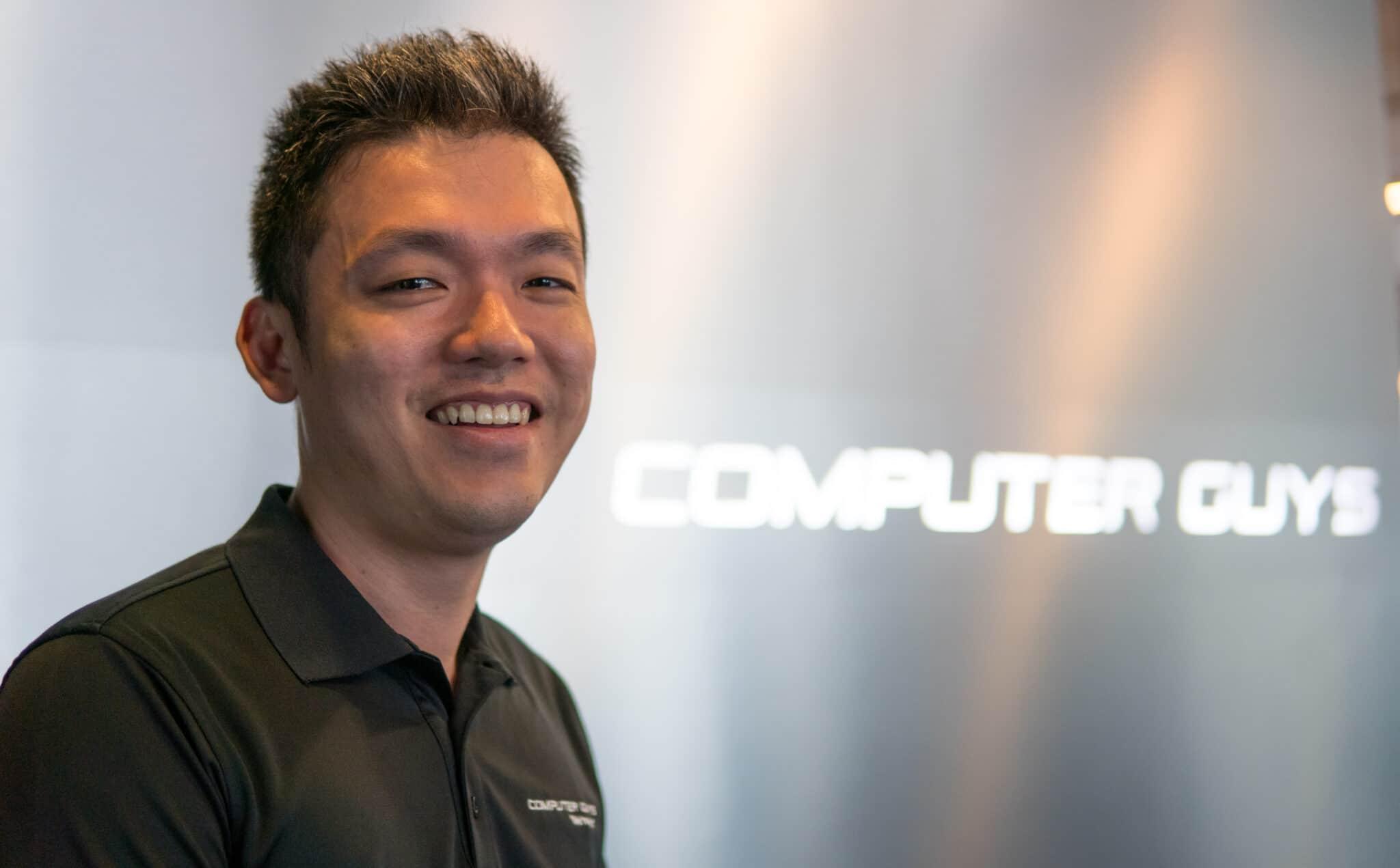Julian Ma Computer Guys