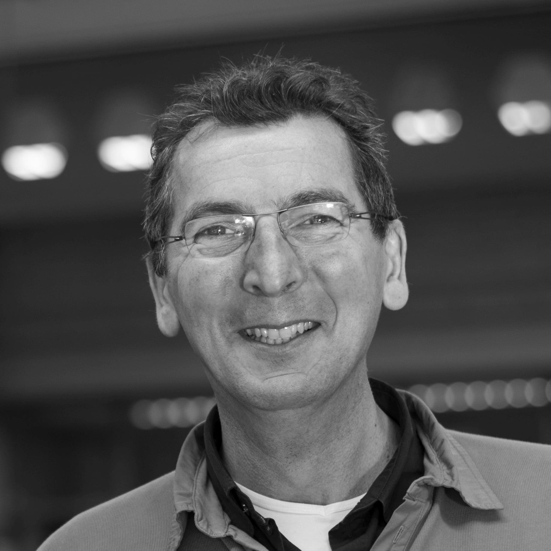 Manfred van der Voort ICR3ATE