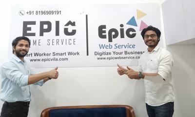 Manish Kumar & Nishant Kumar Epic Home Service