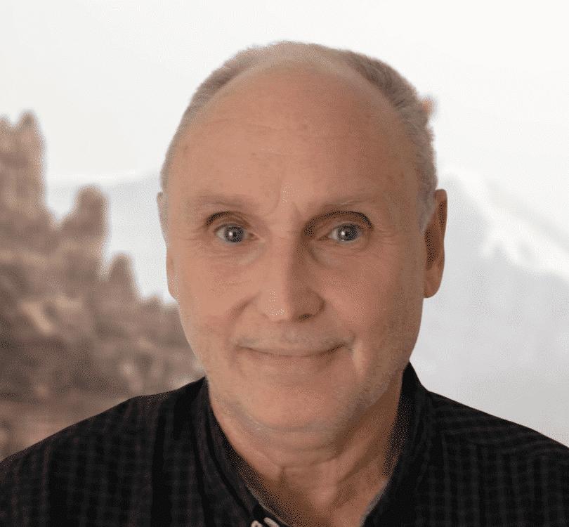 Prof. Steve Molyneux Tablet Academy