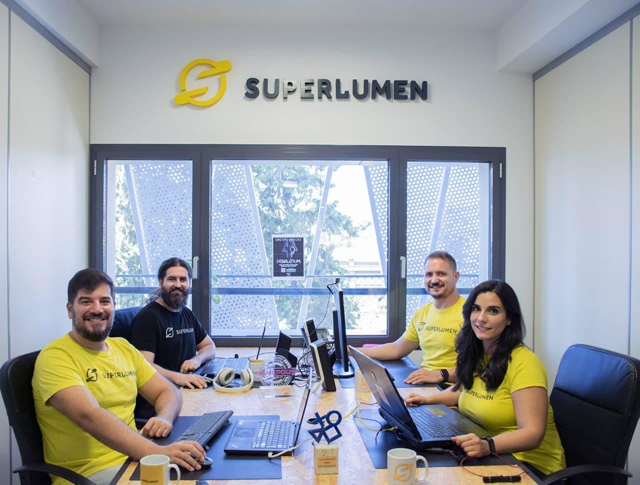 SUPERLUMEN team