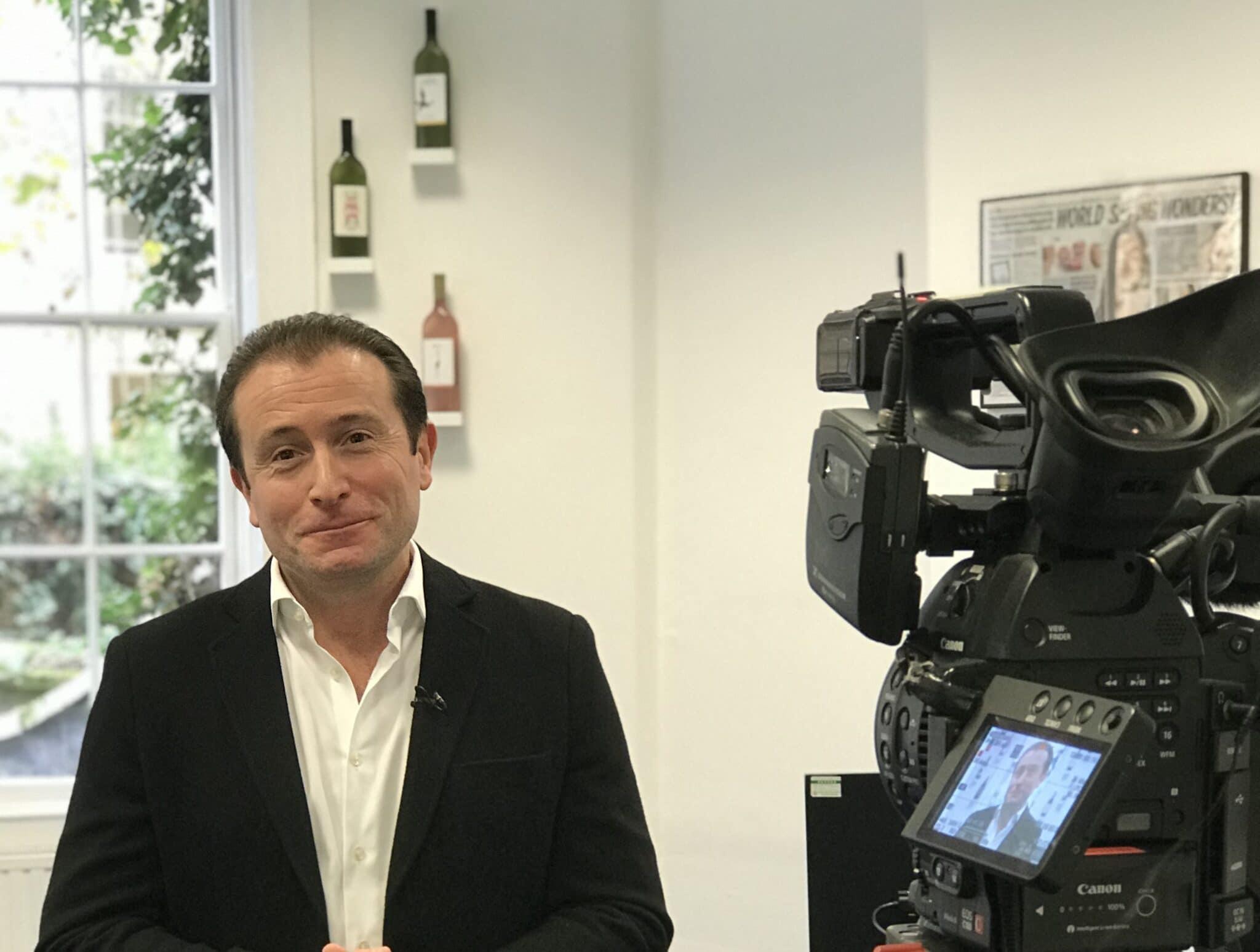 Santiago Navarro Garçon Wines