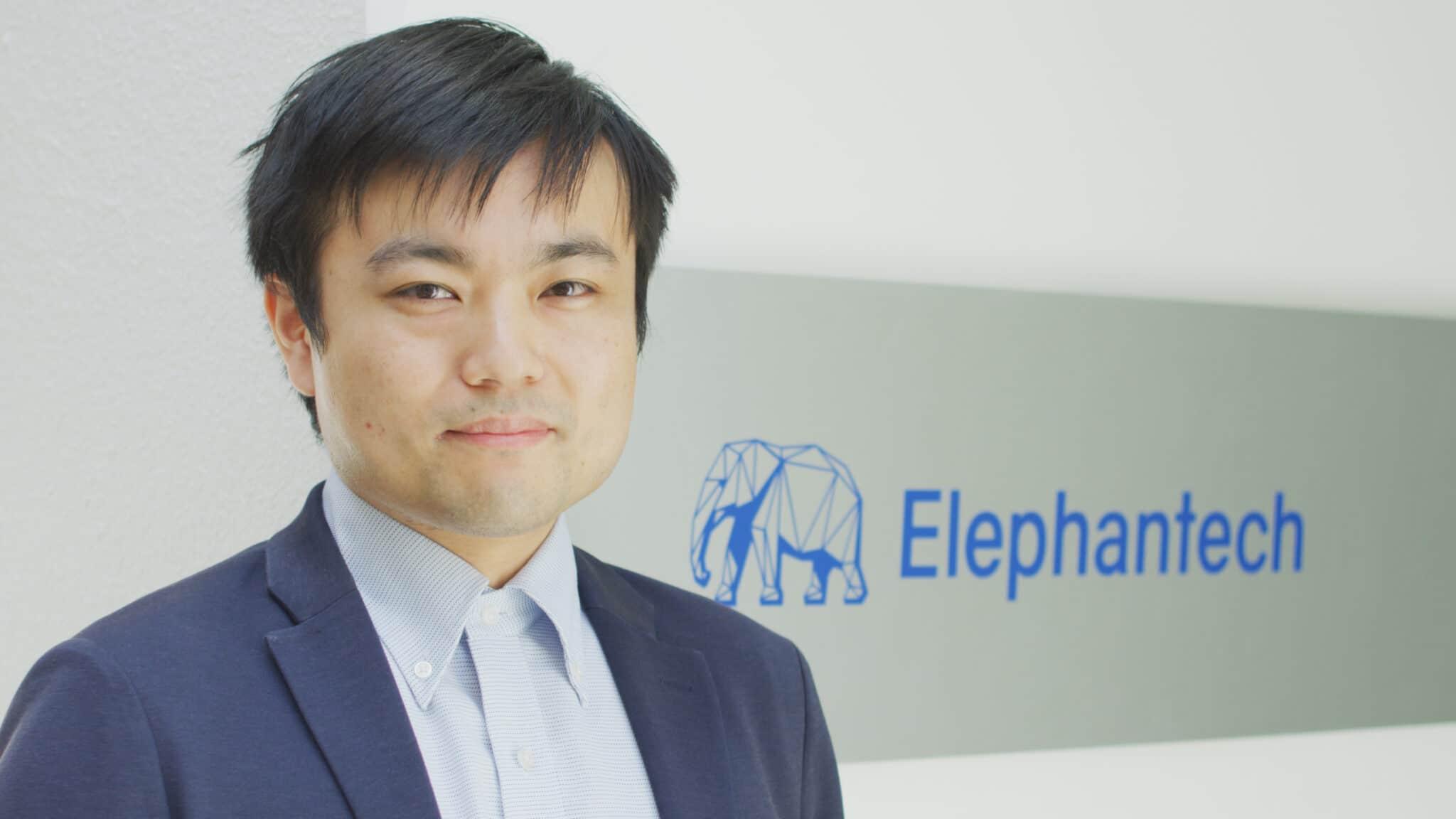 Shinya Shimizu Elephantech