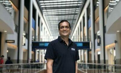 Srikanth Ramachandran Moving Walls