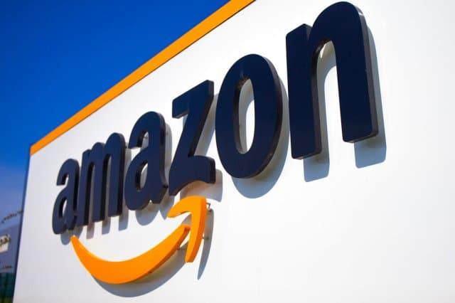 Amazon logo..
