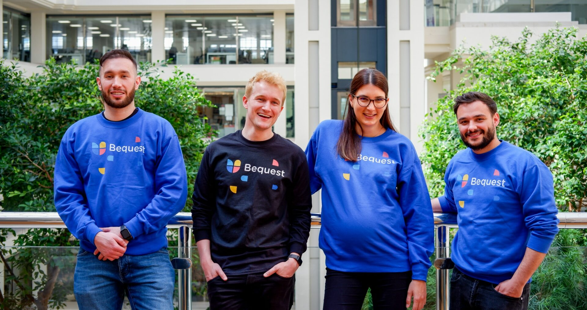 Bequest Founding Team