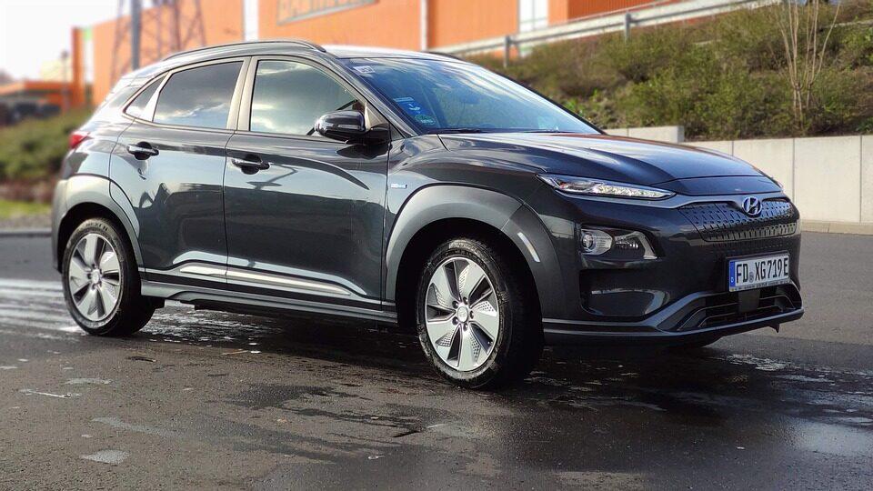 Hyundai Kona Model