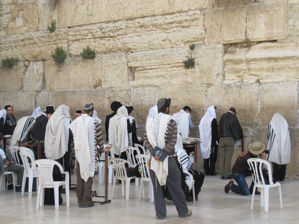 Isreal worshippers