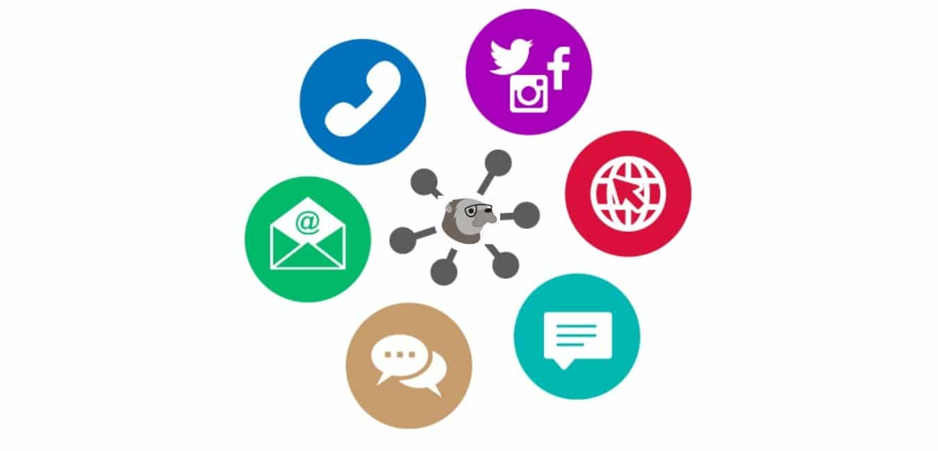 Managing Omni Channel Communication with a Single Solution