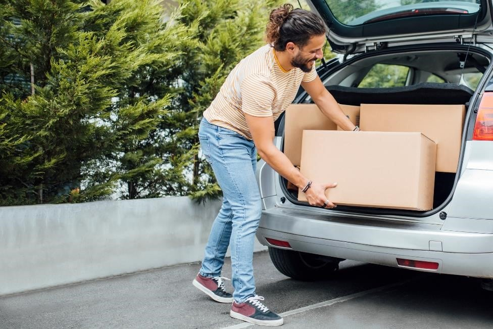 Moving with your own vehicle here s what to know