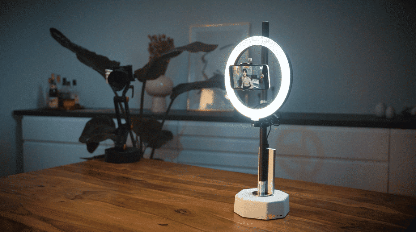 camera robot for vloggers