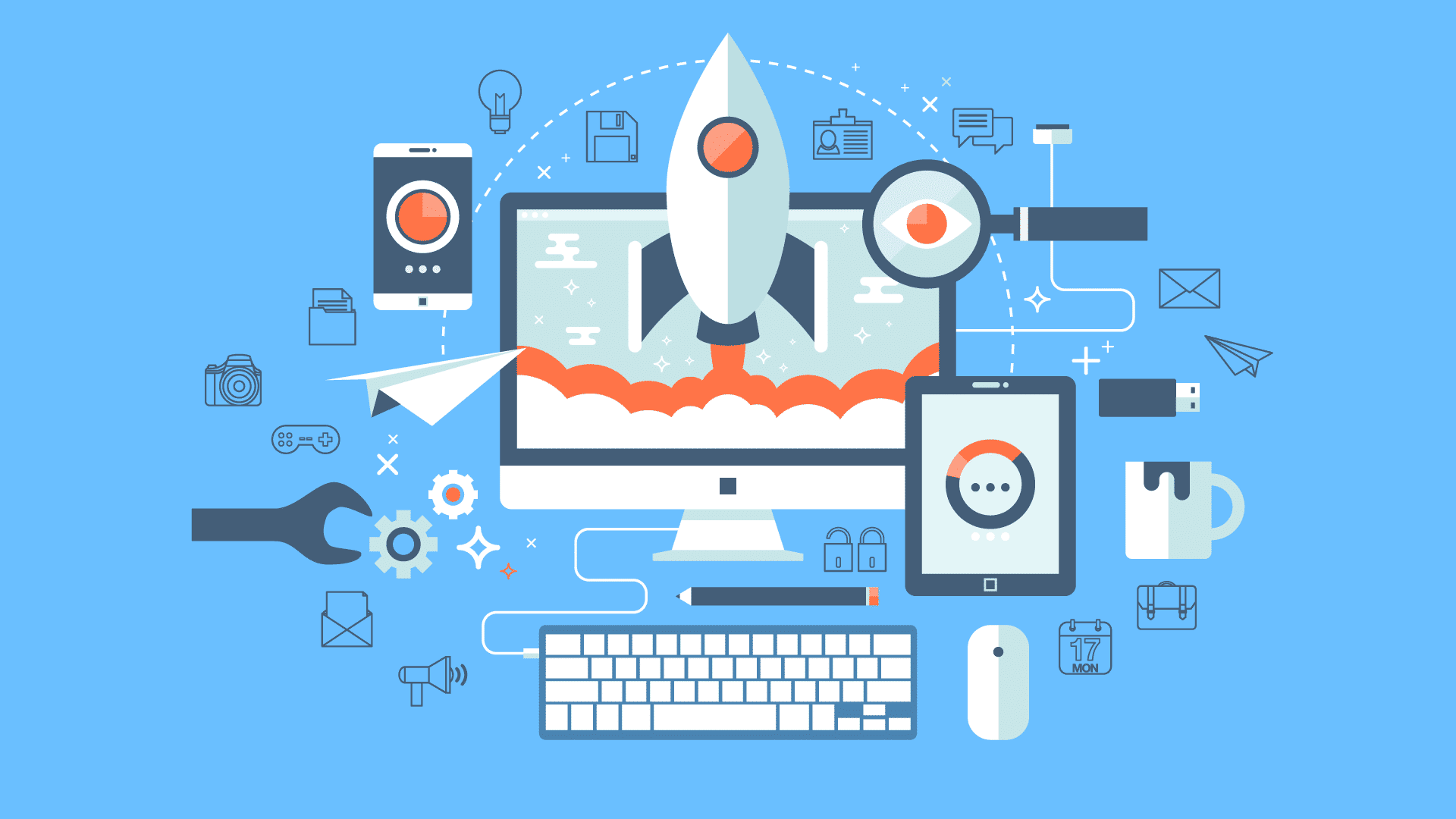 services marketing digital