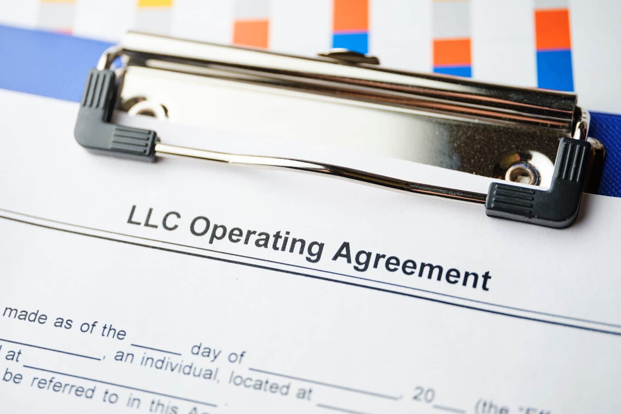 operating agreement