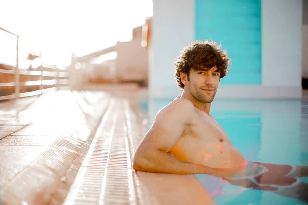 swimming for men