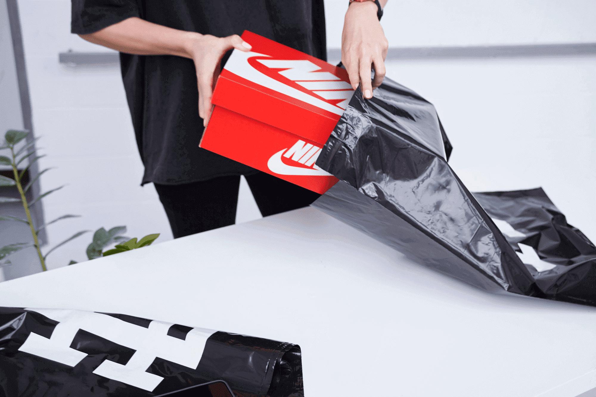 Custom Poly Mailer Bags
