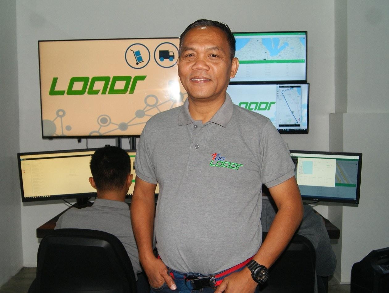 German P. Martizano Jr LOADR Technologies