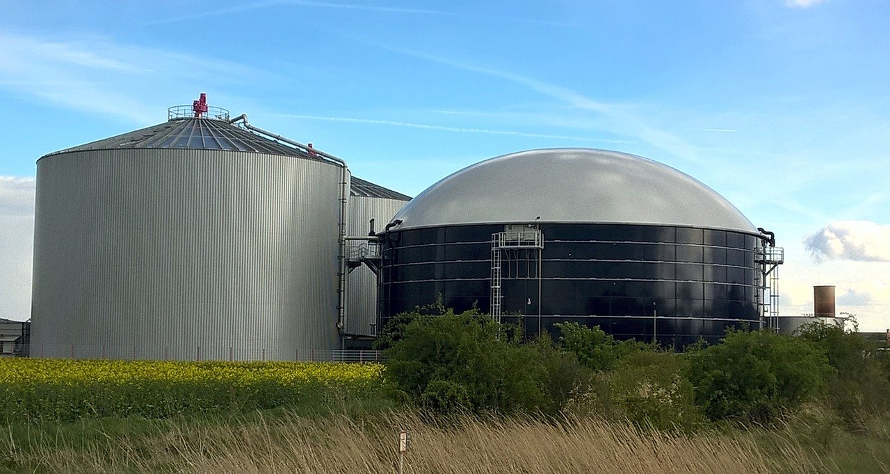 biogas e i suoi vantaggi