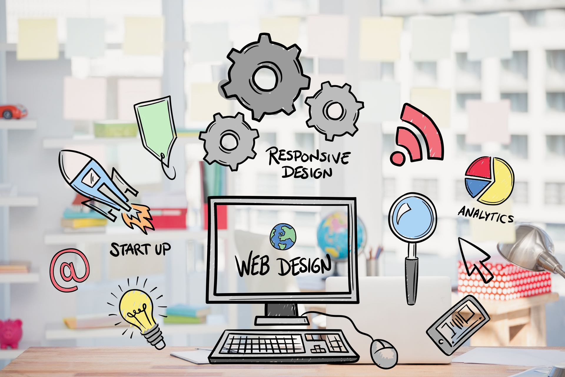 creer site seul agence web