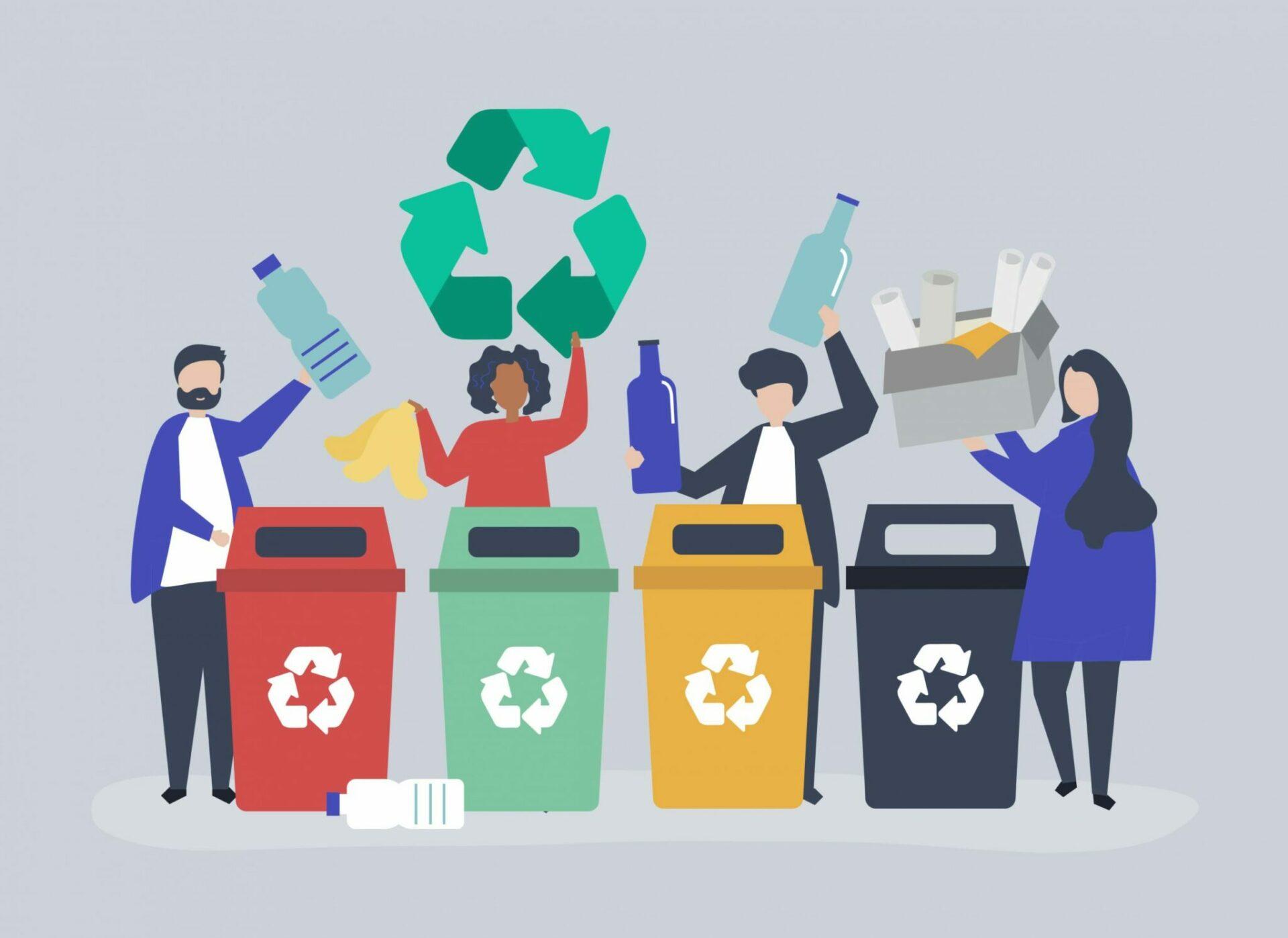 obligations recyclage entreprises