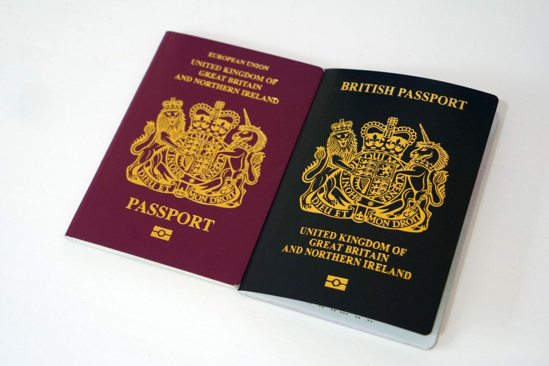 apply for a british passport online