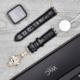 diamonds on apple watch straps