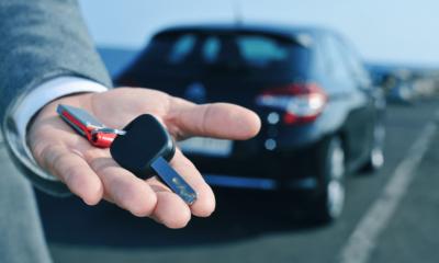 hiring vehicle abroad