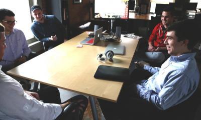 development team startup